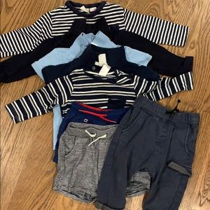 Zara/HM Baby Boy lot 6mo-24m EUC